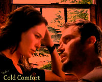 Cold Comfort cover art by Deslea