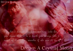 Dream A Crystal Moon cover art by Deslea