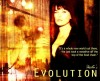 Evolution cover art by Deslea