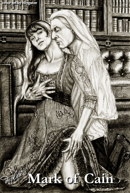 Mark of Cain (Lucius/Narcissa) - Harry Potter Fanfiction by