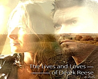 Lives and Loves of Derek Reesae cover art by Deslea