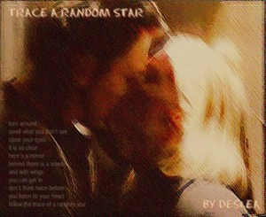 Trace A Random Star cover art by Deslea