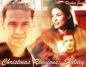 Christmas Reunions: Sydney cover by Deslea