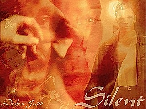 Silent cover art by Deslea