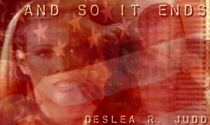 And So It Ends cover art by Deslea