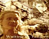 Waiting In Tangier cover.  Nicholas Lea as Alex Krycek, Laurie Holden as Marita Covarrubias.  Nick appears in an Earth Angels promo - one of my favourite images of him - and Laurie in Magnificent Seven.
