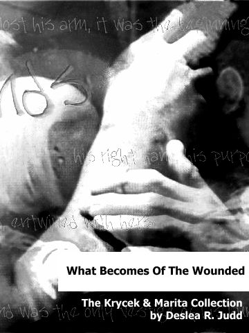 What Becomes Of The Wounded: The Krycek/Marita Collection