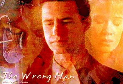 The Wrong Man cover art by Deslea